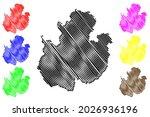 fulda district  federal... | Shutterstock .eps vector #2026936196