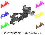 gottingen district  federal... | Shutterstock .eps vector #2026936229