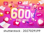thank you followers peoples ...   Shutterstock .eps vector #2027029199
