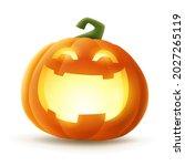 jack o lantern. halloween... | Shutterstock .eps vector #2027265119