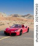 Dubai  Uae   08 15 2021  Red...