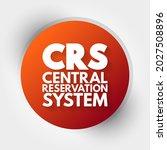 Crs   Central Reservation...