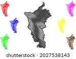 gross gerau district  federal... | Shutterstock .eps vector #2027538143