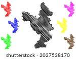 helmstedt district  federal... | Shutterstock .eps vector #2027538170