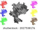 hildburghausen district ... | Shutterstock .eps vector #2027538176