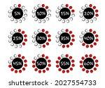 sale off symbol. cartoon  timer ...   Shutterstock .eps vector #2027554733