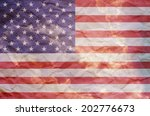 usa background | Shutterstock . vector #202776673