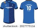 sports t shirt jersey design... | Shutterstock .eps vector #2027775116