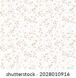 cute floral pattern. seamless... | Shutterstock .eps vector #2028010916