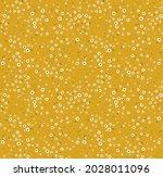 cute floral pattern. seamless... | Shutterstock .eps vector #2028011096