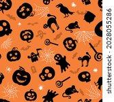 seamless vector pattern for...   Shutterstock .eps vector #2028055286