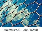 facade of modern building | Shutterstock . vector #202816600