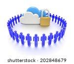 a stylized cg still render ...   Shutterstock . vector #202848679