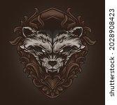 artwork illustration and t... | Shutterstock .eps vector #2028908423