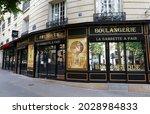 Paris  France August 04  2021   ...