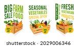 set of text advertisement ... | Shutterstock .eps vector #2029006346