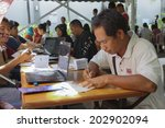 kuala lumpur  malaysia   july 5 ... | Shutterstock . vector #202902094