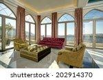 luxury lobby for five stars... | Shutterstock . vector #202914370
