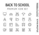 premium pack of back to school...