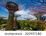 Garden By The Bay  Supertree...