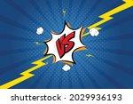 vector versus letters fight... | Shutterstock .eps vector #2029936193