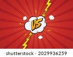 vector versus cartoon... | Shutterstock .eps vector #2029936259