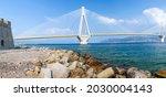 The rio antirrio bridge  one of ...