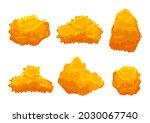 autumn garden bush  tree... | Shutterstock .eps vector #2030067740