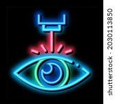 eye laser correction device...   Shutterstock .eps vector #2030113850