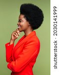 Amazing African American Woman...