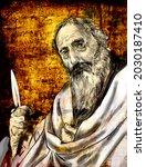 Bartholomew The Apostle Is...
