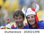 rio de janeiro  brazil   july... | Shutterstock . vector #203021398