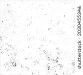grunge black and white ink... | Shutterstock .eps vector #2030455346
