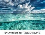 Amazing Seascape  Dramatic...