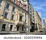Moscow  Russia  August  20 ...