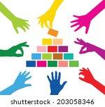 Team Building Pyramid  ...