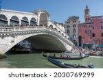 Venetia The Rialto Bridge  ...