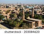 Buildings Of Herat  Afghanista...