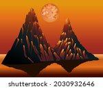 vector illustration depicting a ... | Shutterstock .eps vector #2030932646