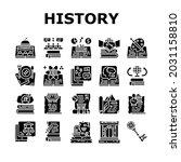 history learn educational... | Shutterstock .eps vector #2031158810