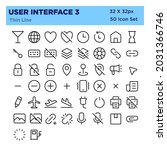 user interface 3 icon pack...