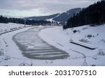 An Artificial Lake In The...