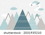 vector children hand drawn...   Shutterstock .eps vector #2031935210