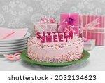 Pretty Pink Sweet Sixteen...