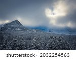 Cold Weather In Tatra Mountains ...