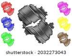 landshut district  federal... | Shutterstock .eps vector #2032273043