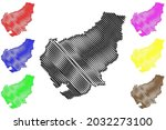 lorrach district  federal... | Shutterstock .eps vector #2032273100
