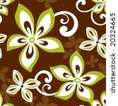 seamless aloha pattern | Shutterstock .eps vector #20324665