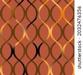 Vertical Wavy Stripes Color...
