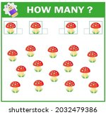 how many  mathematical game for ... | Shutterstock .eps vector #2032479386